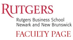 Rutgers Card for Welcome Page_ITC GIovanni Faculty Page